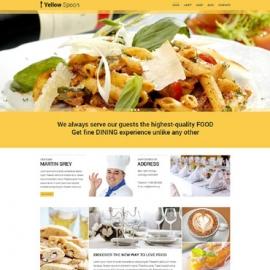 Дизайн темплейт за Wordpress уеб сайт