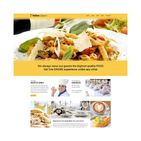 Темплейт за Wordpress уеб сайт